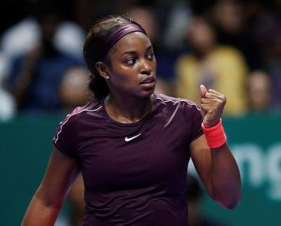 Tennis-Stephens says unlikely quartet had point to prove in run to semi-finals