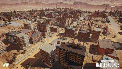 Another Strategic Look At PUBG's Upcoming Desert Map