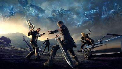 Final Fantasy XV Might Be Coming to Switch, Teases Game Director