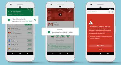 Google Play Protect aims to turn the tide against Android's malware problem