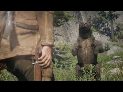 Red Dead Redemption 2 Legendary Bear Pelt: Here's What To Do With It