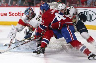 Antti Niemi makes career-high 52 saves as Canadiens hand Panthers 7th consecutive loss