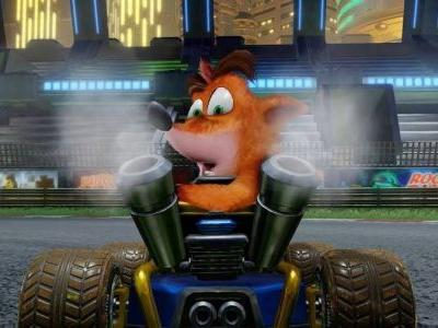 Crash Team Racing: Nitro Fueled Announced