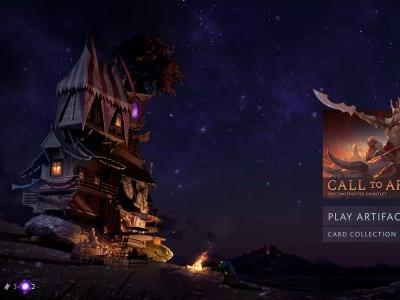 Valve's Card Battler Artifact is Now Available on Steam
