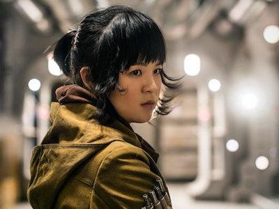 Rian Johnson And Mark Hamill Defend Star Wars' Kelly Marie Tran After She Deletes Social Media
