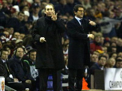 Remembering Roma's last visit to Liverpool - the night Houllier got Anfield bouncing