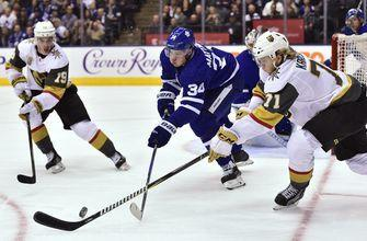 Leafs' Matthews to miss game vs Wild with upper-body injury