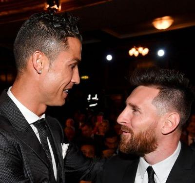 Zidane reveals why he loves the Messi and Ronaldo rivalry