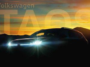 Jeep Compass-rivalling Volkswagen Taos SUV To Debut Soon In America