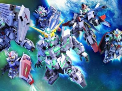 Gundam Game Coming to Switch in Japan