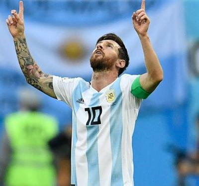 Messi always 'confident' Argentina would seal dramatic World Cup progress