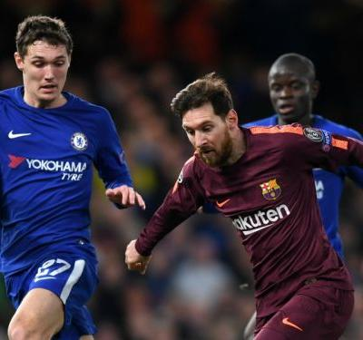 Conte defends 'incredible' Christensen after costly error against Barcelona