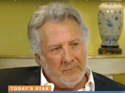 Woman Accuses Dustin Hoffman of Exposing Himself to Her When She Was 16