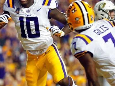 No. 11 LSU struggles in stints, defeats SE Louisiana 31-0