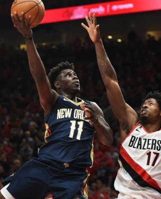 Pelicans take 2-0 series lead vs. Trail Blazers back to New Orleans