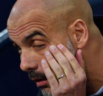 Guardiola charged by UEFA following hot-tempered Champions League tie with Liverpool