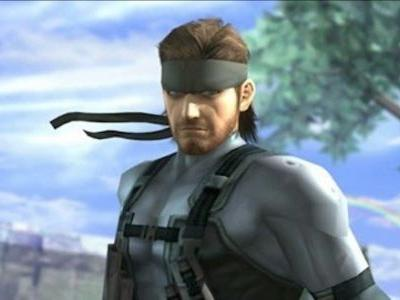 Super Smash Bros. Ultimate Will See The Return of Solid Snake's Original Voice