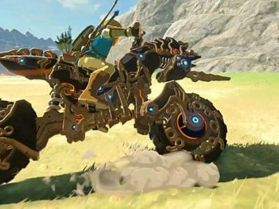 The Legend of Zelda: Breath of the Wild - The Champions' Ballad DLC Released