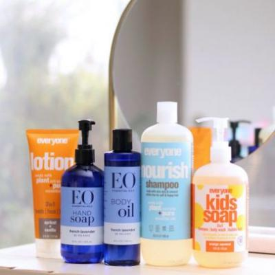 Bay Area Beauty Loves: Everyone for Every Body, and EO Essential Oils