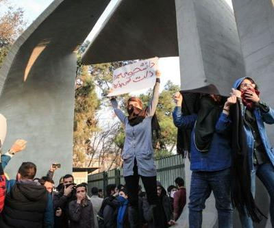 At least 12 killed in Iran as anti-government protests continue