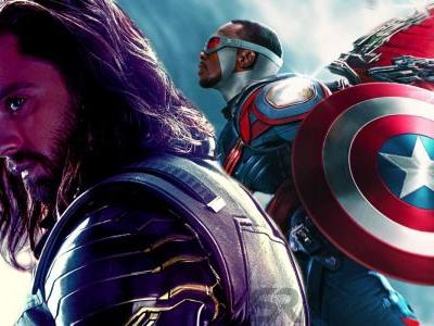 Marvel's Falcon & Winter Soldier First Look Images Revealed At CCXP