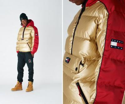Tommy Hilfiger x KITH Travel Back to the 90s in Fall/Winter 2018 Lookbook