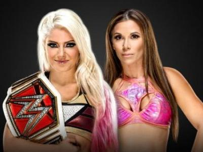 WWE TLC Results: Mickie James Loses To Alexa Bliss For Raw Women's Championship