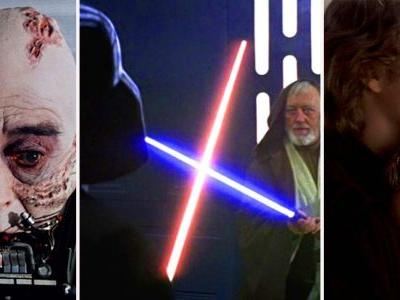 Star Wars: The 15 Craziest Fan Theories About Darth Vader