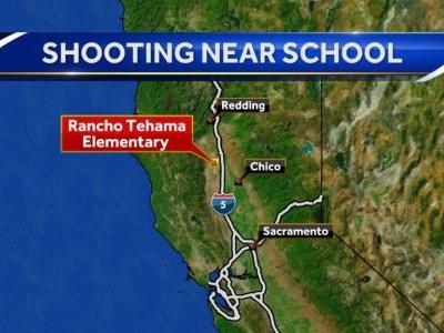At least 3 dead in California school shooting, 6-year-old wounded