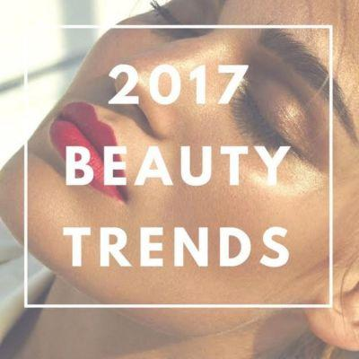 2017 Beauty Trends To Make This Your Most Fashionable Year Yet