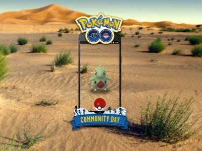 Pokemon GO's June Community Day Features Larvitar