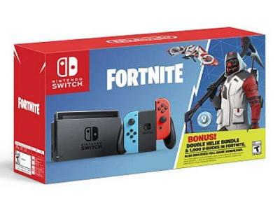 Fortnite Switch Bundle Announced