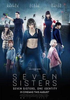 What Happened to Monday Movie - Seven sisters. One Identity