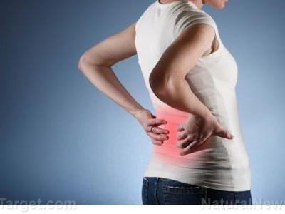 Six reasons you may be having lower back pain and how to treat it WITHOUT painkillers