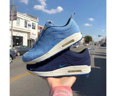 Sean Wotherspoon Teases Potential Nike Air Max 1/97 Follow Up