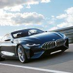 BMW Concept 8-series: Eight Is Greater than Six - Official Photos and Info