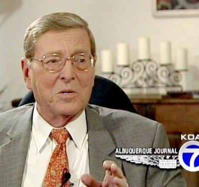 Sen. Pete Domenici dies at 85
