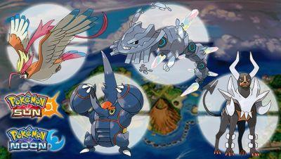 Pokemon Sun and Moon - four Mega Stones now available to help evolve your Pokemon