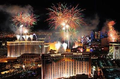 Do you know which are the best cities for New Year celebration?