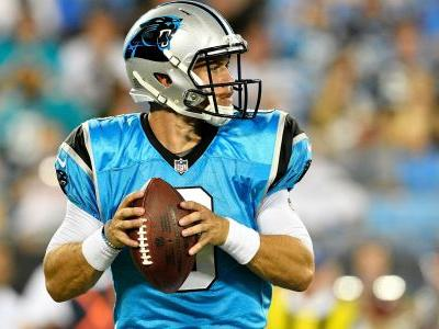 Panthers pay tribute to late father of QB Taylor Heinicke