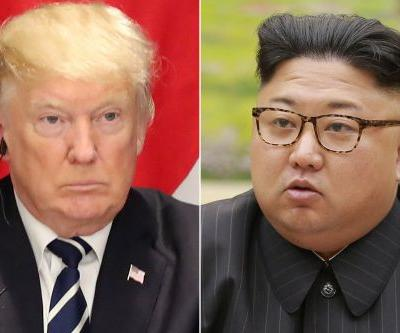 Trump: Madman Kim Jong Un will be tested like never before