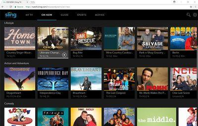 Sling TV Debuts Desktop In-Browser Player for Google Chrome