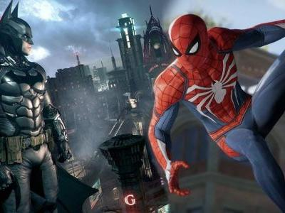 Spider-Man PS4 Was Inspired By Batman's Arkham Games