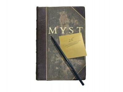 Cyan is re-releasing the Myst series this year