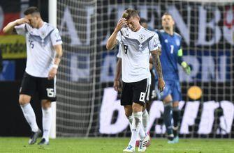 Germany keeps falling in FIFA rankings led by Belgium