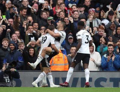 Mitrovic scores 5th EPL goal as Fulham draws with Watford