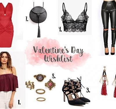Perfect Valentine's Day Outfit | Fashion Wishlist