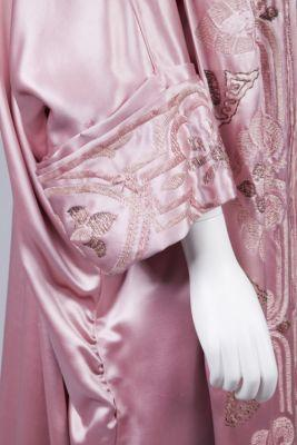 Up Close: Callot Soeurs Evening Wrap, 1910