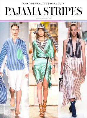The 8 Biggest Trends from Milan Fashion Week Spring 2017