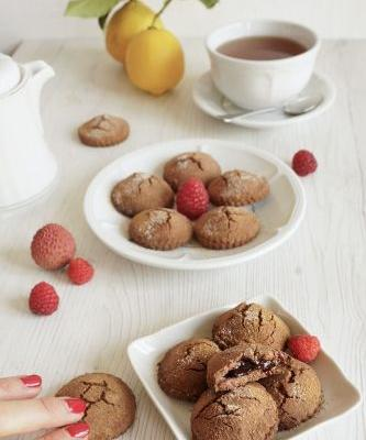 Chocolate cravings on the AIP: Chocolate Soufflé Cookies